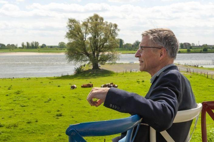 Henry Mentink Veerhuis Varik nieuwe economie